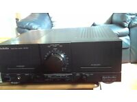 TECHNICS DIGIAL POWER AMPLFIER SE -M100 CLASS AA