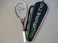 Dunlop Biomimetic Pro Lite Squash Racquet - Racket - Mint Condition
