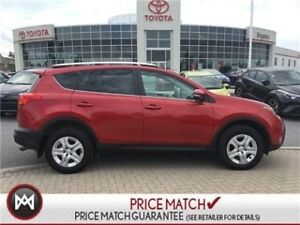 2015 Toyota RAV4 LE VERY LOW MILEAGE!!