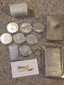 Pure .999 silver perfect condition coins