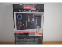 POWERFIX Tool Wall Organisers (6 Pack)
