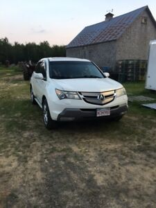 2007 Acura MDX Leather Int. SUV, Crossover