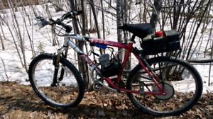 Bicycle a moteur 80cc