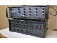 LANEY THEATER P.A. 700 AMP + TOA MX-401 Mixer