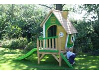 Whacky Tower Wooden Playhouse - LIKE NEW - FANTASTIC DEAL