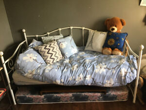 Young Girl's Bed