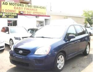 SALE THIS WEEK! 2008 KIA RONDO LX AUTO LOADED 5 SEATER ONLY 142K