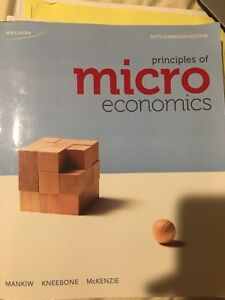 Principles of Micro Economics (EC120)