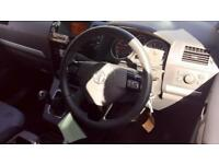 2012 Vauxhall Zafira 1.6i (115) Design 5dr Manual Petrol Estate