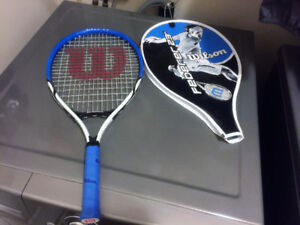 "Wilson Federer 23"" Junior Tennis Racket"