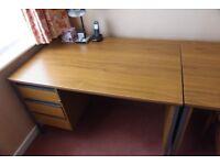 2 office desks for sale