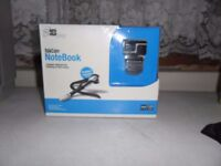 ZICPLAY TALKCAM WEBCAM NOTEBOOK INCLUDING HEADSET WITH MIC- SEALED
