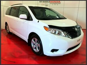 Toyota Sienna LE 8 PLACES + MAGS + CAMERA 2014