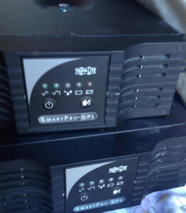 TripLite UPS with Battery - Free