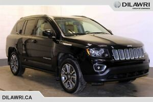 2014 Jeep Compass 4x4 Limited