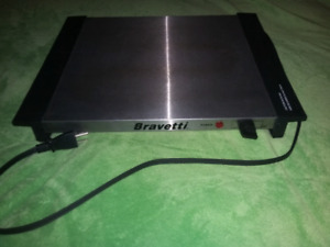 For sale bravetti buffet hot food stainless steel ware.