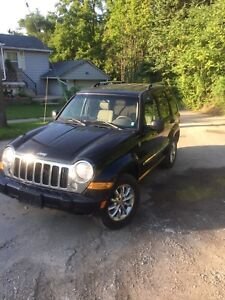 2005 Jeep Liberty Limited SUV, Crossover CERTIFIED