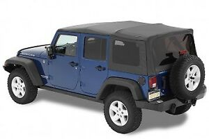 2013 Jeep JK 4-Door Soft Top
