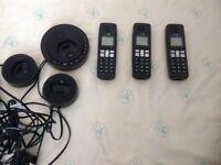 Home line phone