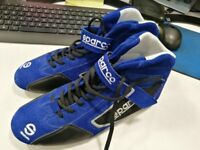 Sparco K-mid boots size 43