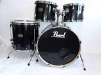 Pearl 4 piece drum kit