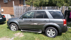 07 SATURN VUE LEATHER/SUNROOF/ FULLY LOADED $1200 O.B.O