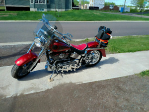 2004 Harley Davidson Fatboy for sale or trade