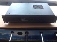 W Audio DA 800 amplifier