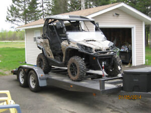 Trailer Car/ ATV/ Canoe Hauler