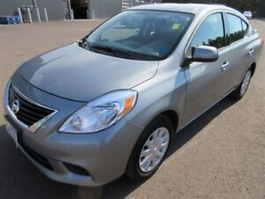 2014 Nissan Versa SV! ONLY 16K! TRADE-IN! SAVE!