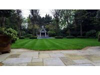 Landscaping, gardening, property maintenance services
