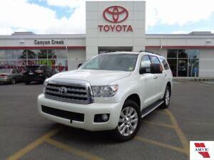 2012 Toyota Sequoia Platinum V8 CLEAN CARPROOF