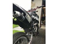Aprilia RX50 & Biker Clothing