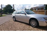 2005 Rover 75 Connisseur Estate
