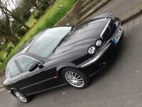 2003 JAGUAR X TYPE 2.5 AWD SE AUTO WITH LPG GAS CONVERSION AND LEATHER