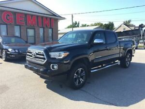 2016 Toyota Tacoma Limited 4x4 Navi Leather Roof Camera