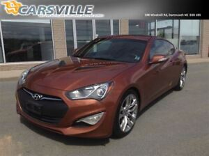 2013 Hyundai Genesis Coupe 3.8 GT  NEW TIRES
