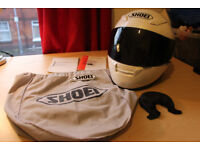 Shoei XR-1100, Pearl White, Medium (57-58cm)