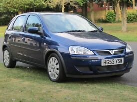 Low Mileage, 5 Door Vauxhall Corsa 1.2 in Exceptional Condition Throughout.
