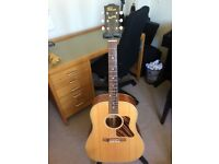 Gibson J-35 Acoustic Guitar