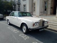 ROLLS ROYCE SILVER SHADOW II SALOON, 1978 EXCELLENT CONDITION!! NEW MOT