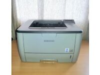 Samsung ML-2855nd Laser Printer - Duplexer & Network - Toner & Leads