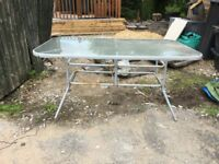 Garden table large free