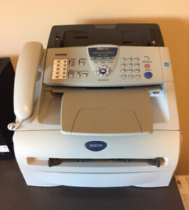 BROTHER Laser Fax, Used 4 Times, Cost $250 new, Asking $30
