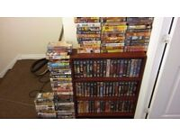 WWF WWE VHS COLLECTION 1980'S 2000'S