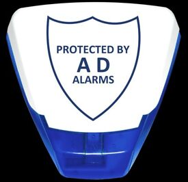 Professional Alarms / CCTV Systems Installed