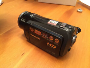 Panasonic HDC-SD5 - HD Video Camera - LIKE NEW, EXCELLENT PRICE!