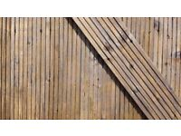 Decking Boards - Second Hand