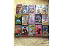 25 VHS Tapes