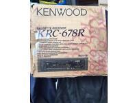 Kenwood,Sony, pioneer, goodmans car stereos